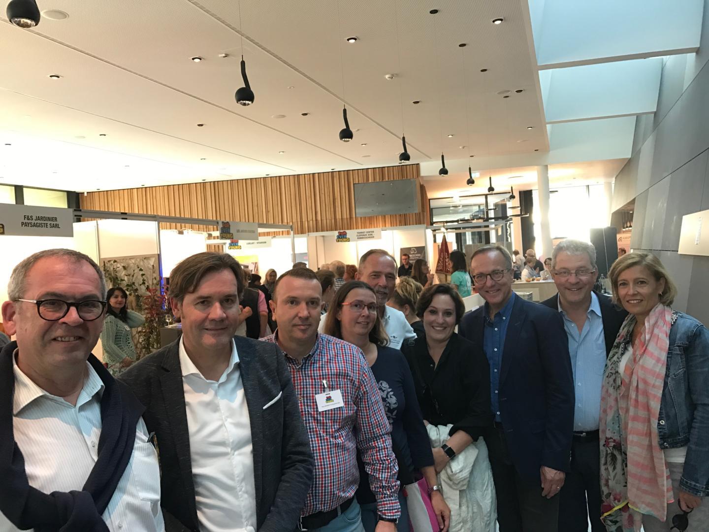 Exposition au Forever Youngpour les seniors à Hesperange, edition 2018